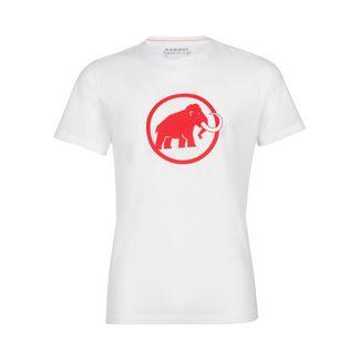 Mammut Mammut Logo T-Shirt Men T-Shirt Herren bright white PRT1