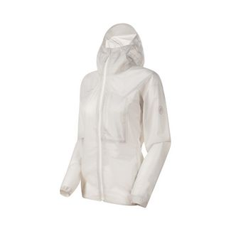 Mammut Kento Light HS Hooded Jacket Women Hardshelljacke Damen bright white