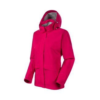 Mammut Heritage HS Hooded Jacket Women Wanderjacke Damen sundown