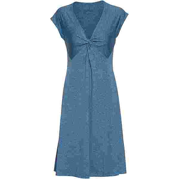 Patagonia SEABROOK BANDHA Kleid Damen pigeon blue