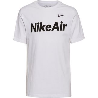 Nike NSW Air T-Shirt Herren white-black