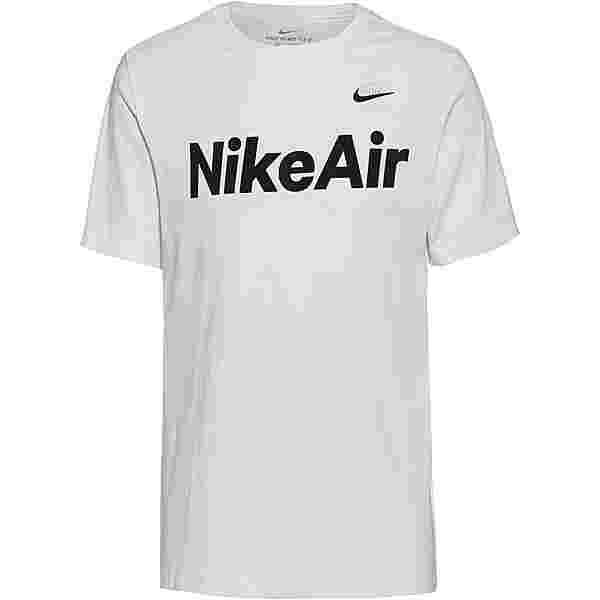 Nike NSW Air T-Shirt Herren white-black