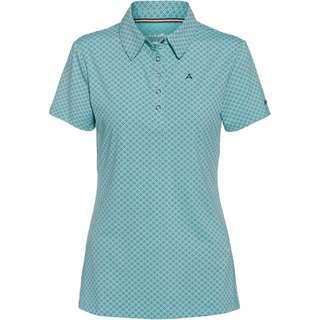 Schöffel Altenberg1 Poloshirt Damen angel blue