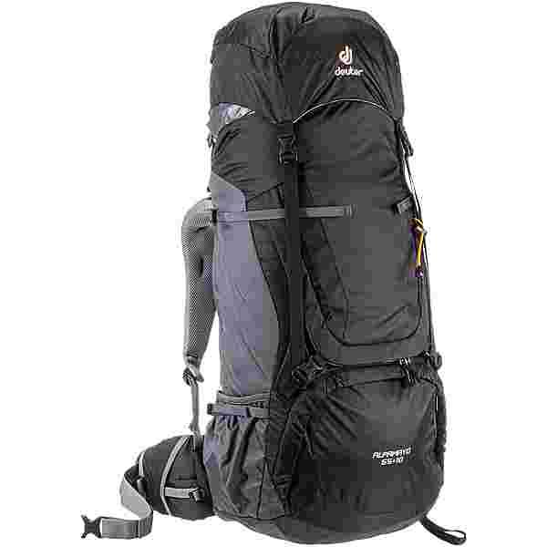 Deuter Alpamayo 65 + 10 Trekkingrucksack black-graphite