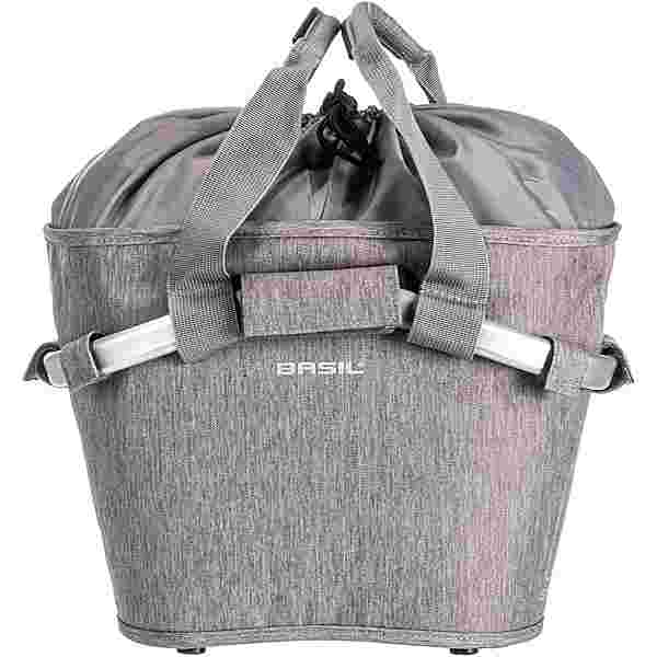 Basil CLASSIC CARRY ALL 15 L Fahrradkorb grey melee