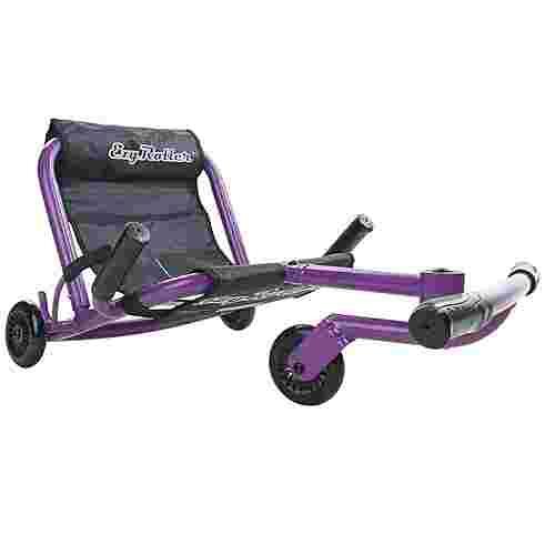 EzyRoller Classic Kinderfahrzeug Dreirad Trike Fun Scooter Kinder lila