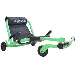 EzyRoller Classic Kinderfahrzeug Dreirad Trike Fun Scooter Kinder grün