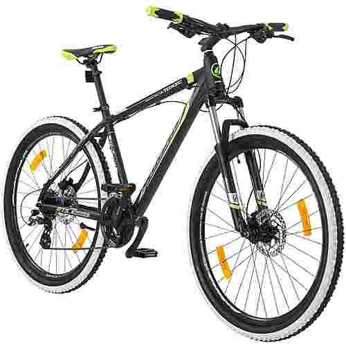 "Galano Toxic 27,5"" Mountainbike Hardtail MTB Hardtail schwarz/rot"