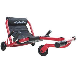 EzyRoller Classic Kinderfahrzeug Dreirad Trike Fun Scooter Kinder rot