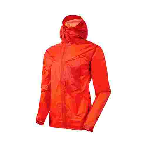 Mammut Kento Light HS Hooded Jacket Men Hardshelljacke Herren spicy