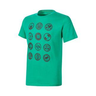Mammut Massone T-Shirt Men T-Shirt Herren light emerald