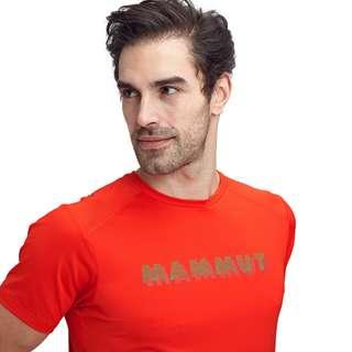 Mammut Splide Logo T-Shirt Men T-Shirt Herren spicy