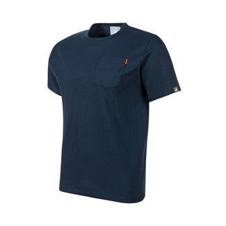 Mammut Mammut Pocket T-Shirt Men T-Shirt Herren marine