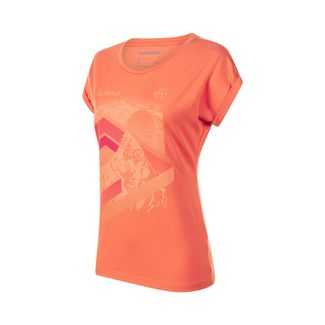Mammut Mountain T-Shirt Women T-Shirt Damen baked