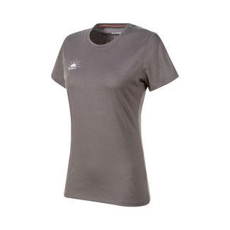 Mammut Seile T-Shirt Women T-Shirt Damen shark PRT1