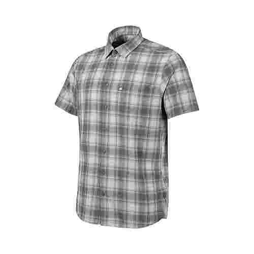 Mammut Trovat Trail Shirt Men Funktionshemd Herren titanium