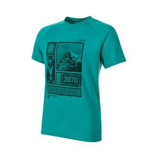 Mammut Mountain T-Shirt Men T-Shirt Herren fanfare