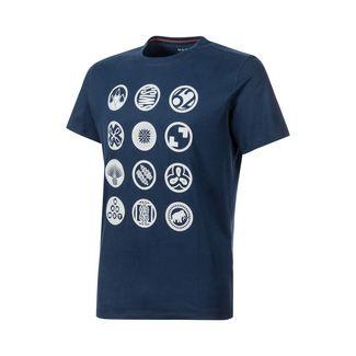 Mammut Massone T-Shirt Men T-Shirt Herren marine