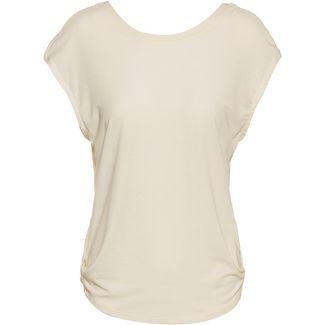 Patagonia Glorya Twist T-Shirt Damen white wash