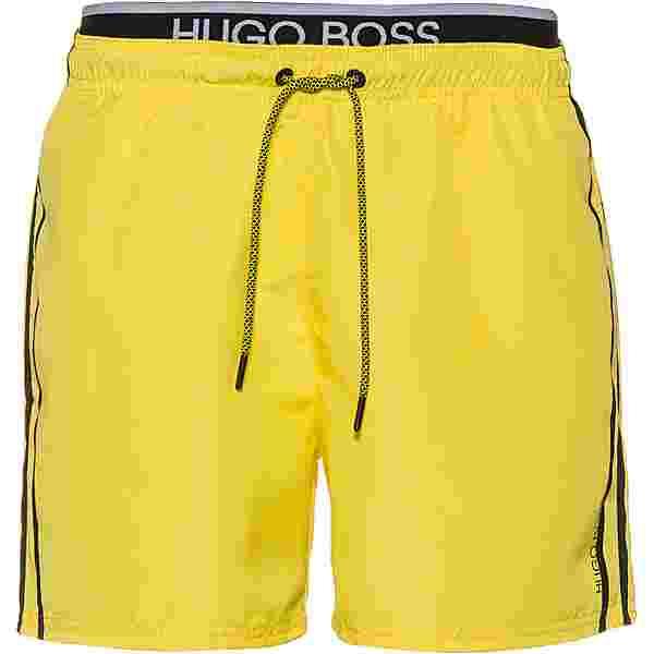 Boss Thornfish Badeshorts Herren light-pastel yellow