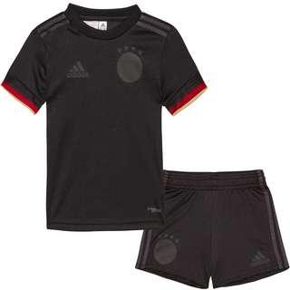 adidas DFB EM 2021 Auswärts Babykit Trainingsanzug Kinder black