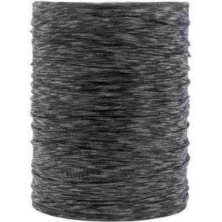 BUFF Merino Lightweight Schal graphite multi stripes