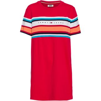 Tommy Hilfiger Kurzarmkleid Damen blush red