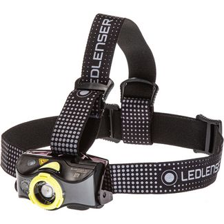 Led Lenser MH7 Window Box Stirnlampe LED black-yellow