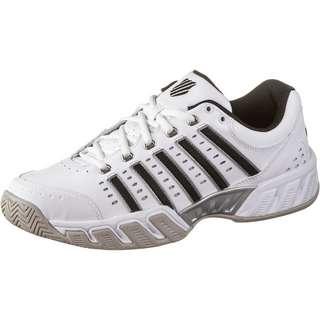 K-Swiss Big Shot Light LTR Tennisschuhe Herren white-black-silver