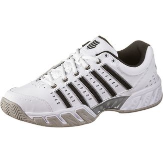 K-Swiss Big Shot Light LTR Tennisschuhe Herren white-black-silver