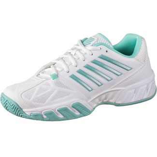 K-Swiss Bigshot Light 3 Tennisschuhe Damen white-aruba blue