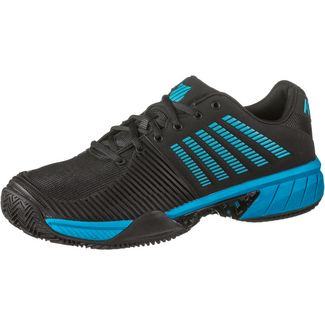 K-Swiss Express Light 2 HB Tennisschuhe Herren black-algiers blue