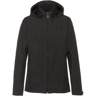 VAUDE Tinos Outdoorjacke Herren phantom black