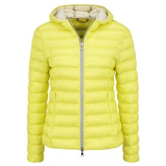 No.1 Como BERGEN Steppjacke Damen lime