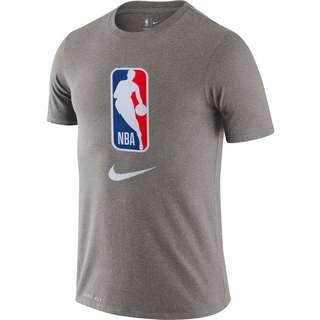 Nike NBA Funktionsshirt Herren darkgrey heather