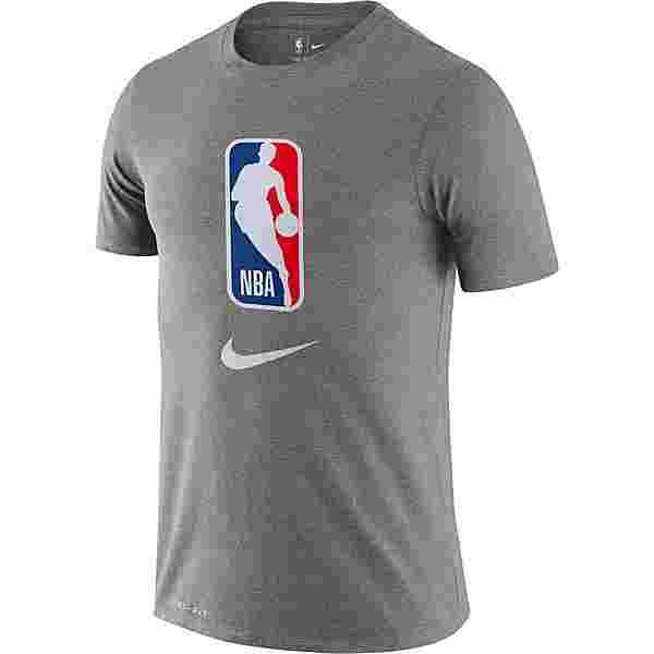 Nike NBA T-Shirt Herren darkgrey heather