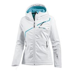 White Season Softshelljacke Damen weiß