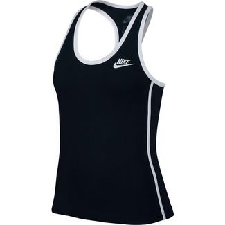 Nike NSW Tanktop Damen black-white-white