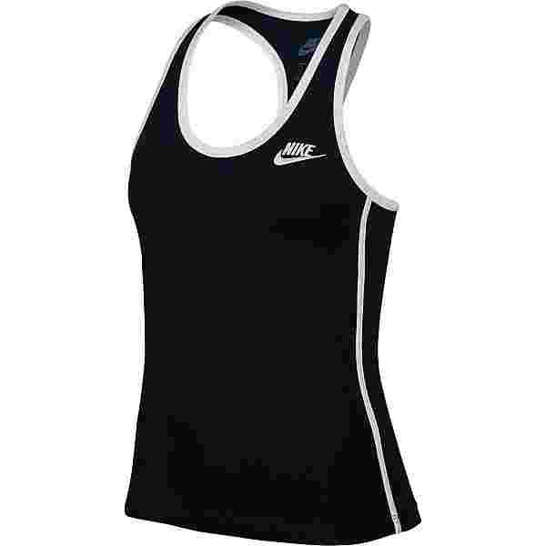 Nike NSW Tanktop Damen black-white-white