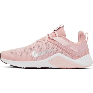 Nike Legend Essential Fitnessschuhe Damen stone mauve-white-barely rose