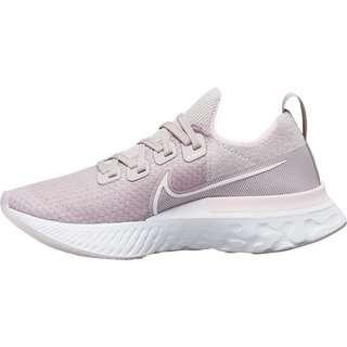 Nike React Infinity Run Laufschuhe Damen plum fog-pink foam -white