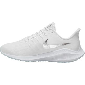 Nike Air Zoom Vomero 14 Laufschuhe Damen white-metallic silver-aura