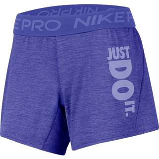 Nike Funktionsshorts Damen persian violet-htr-light thistle