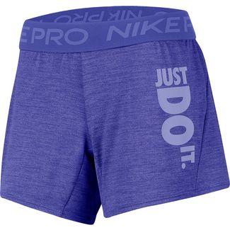 Nike Funktionsshorts Damen persian violet-htr-light thistle