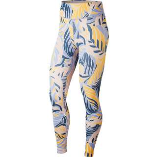 Nike Tights Damen light thistle-white
