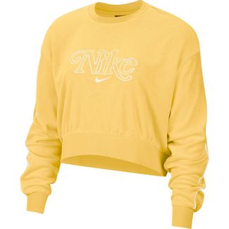 Nike NSW Retro Sweatshirt Damen topaz gold