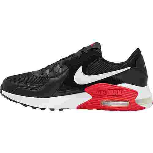 Nike Air Max Excee Sneaker Herren black-white-university red