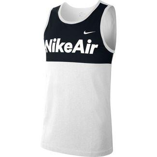 Nike NSW Air Tanktop Herren white-black-white