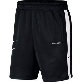 Nike NSW Swoosh Shorts Herren black-white-black-white