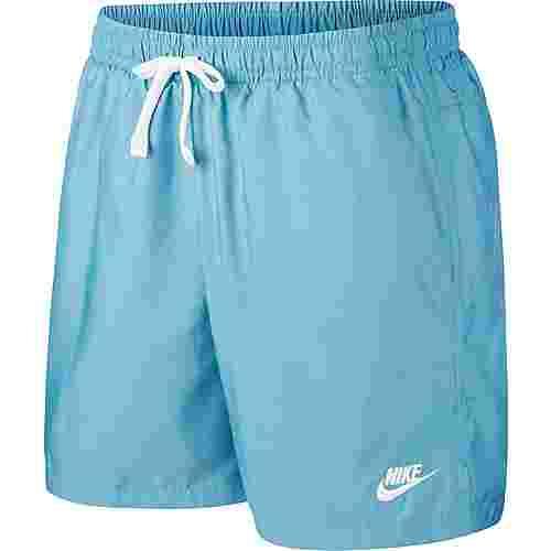 Nike NSW Shorts Herren cerulean-white